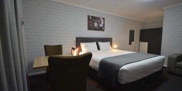King Deluxe Rooms Accommodation - Frewville Motor Inn