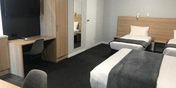 Family Room with Kitchenette - Frewville Motor Inn