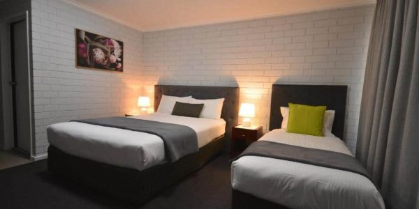 Deluxe Twin Room Accommodation - Frewville Motor Inn