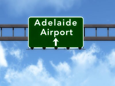 adelaide airport
