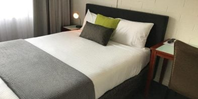 Economy Twin Room Accommodation - Frewville Motor Inn
